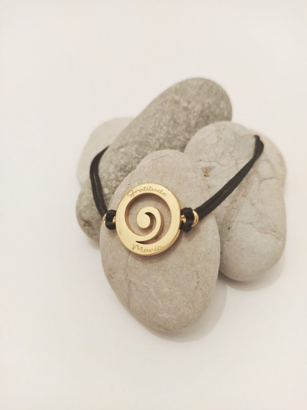 Gratitude Bracelet – Gold