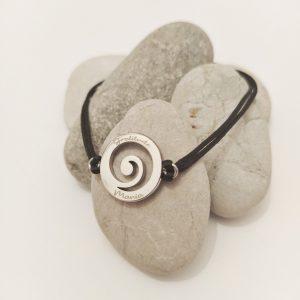 Gratitude Bracelet – Silver