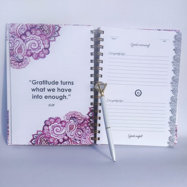 Gratitude Journal – Can you feel it?